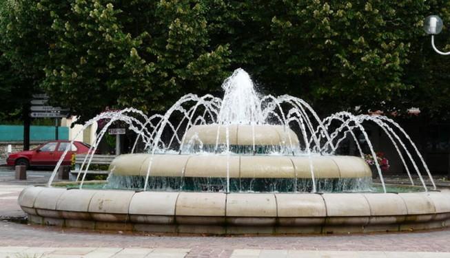 fontaine et lavoir anglet