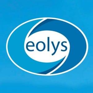 Logo Eolys groupe, Sovea groupe france, Aérolique