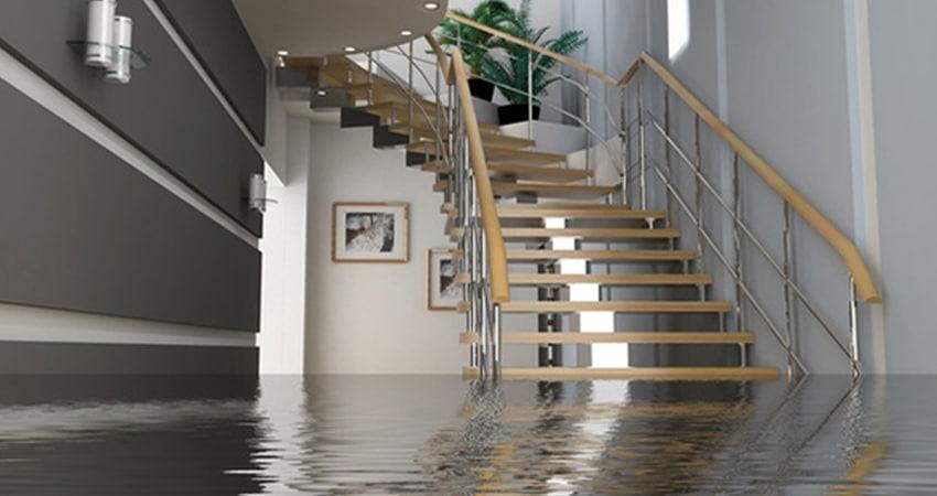 assechement maison apres innondation