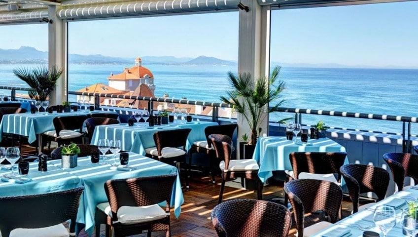 restaurant_radisson blu biarritz